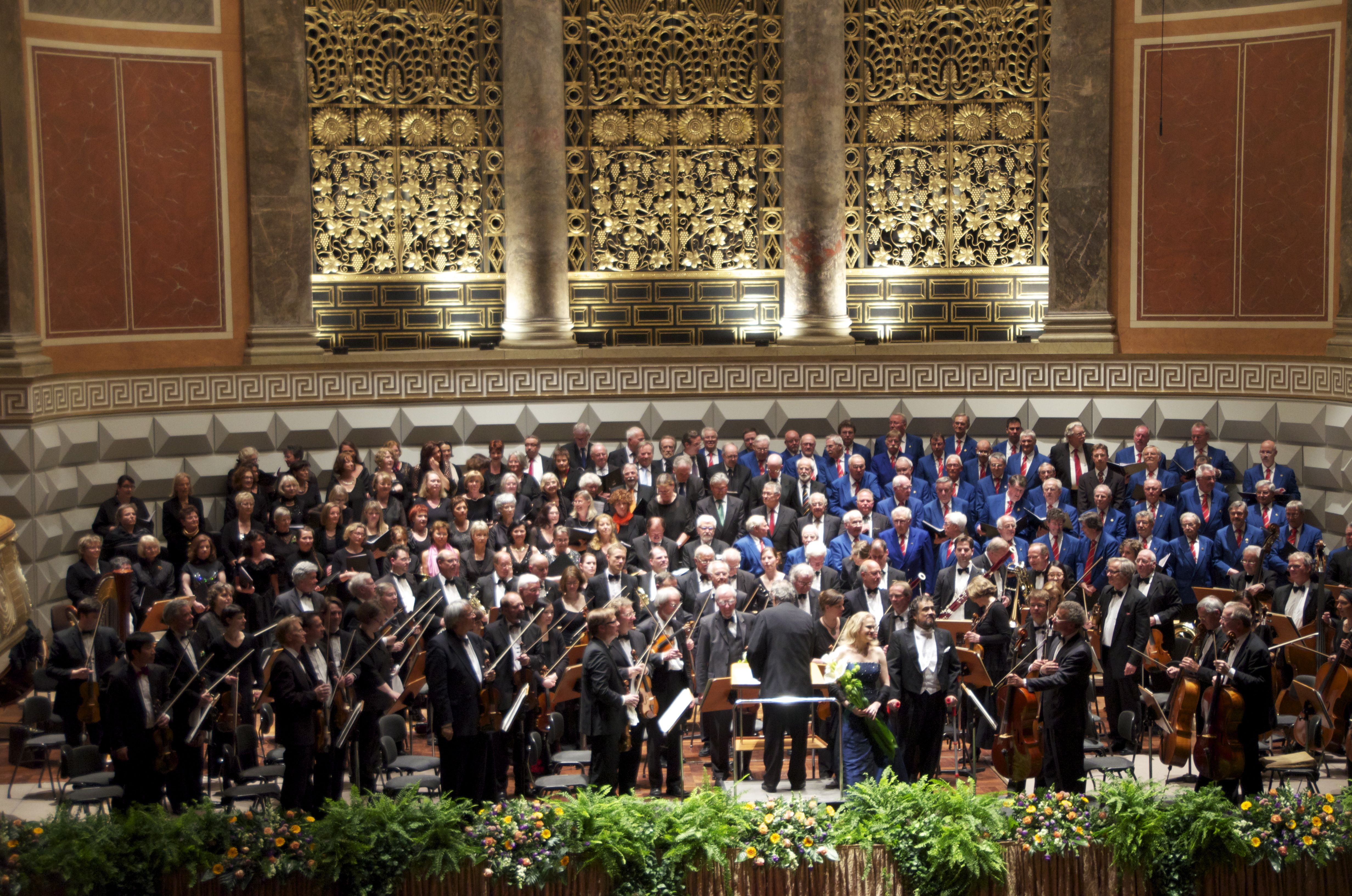 Konzert Kurhaus Wiesbaden