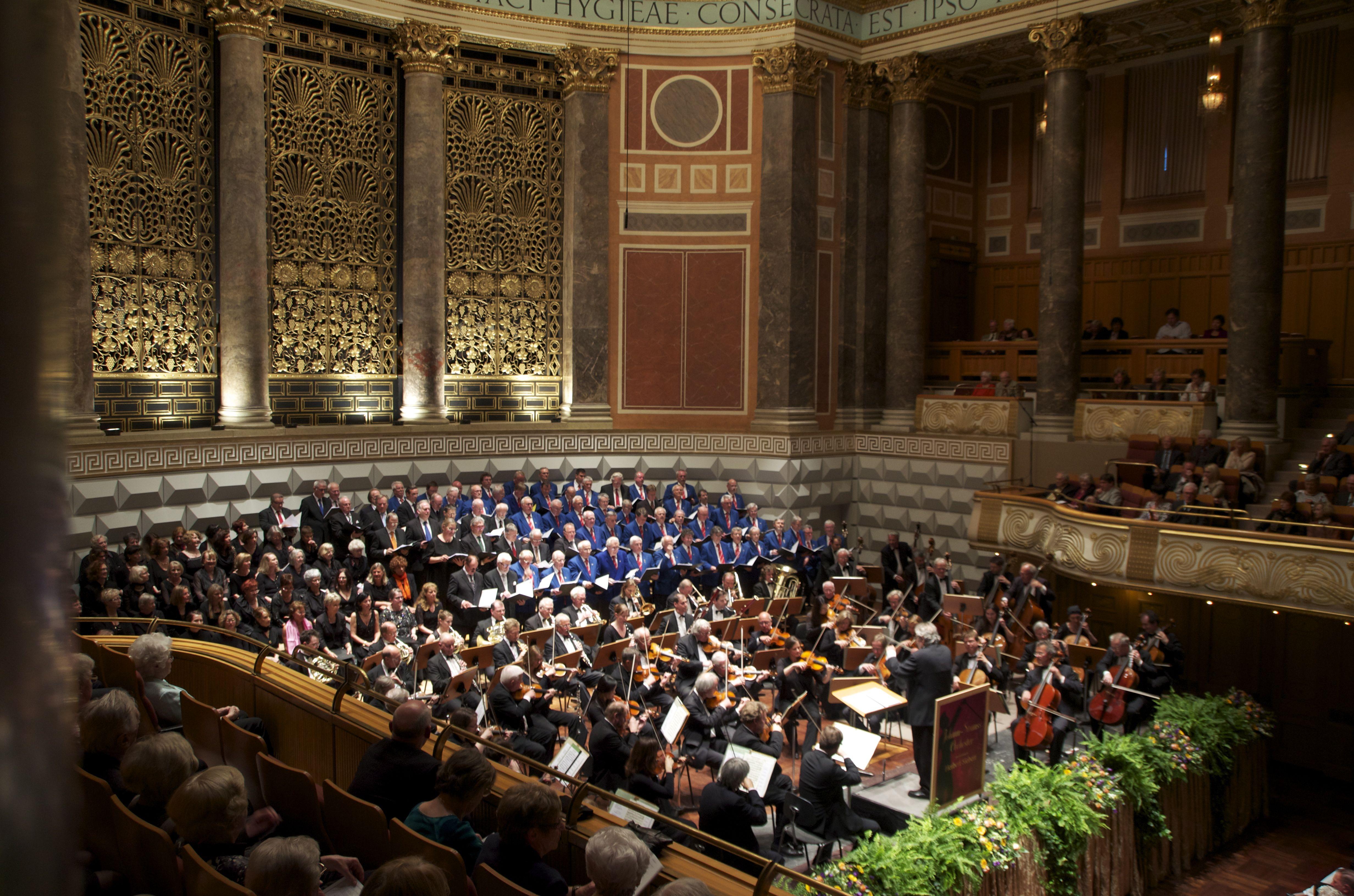 Wiesbaden Kurhaus Konzerte