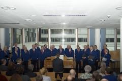 Polizeichor-Frankfurt-Weihnachtssingen-im-Polizeipraesidium8