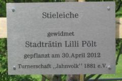 Polizeichor-Frankfurt-Baumpflanzenaktion15