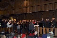 Polizeichor-Frankfurt-Singen-auf-dem-Frankfurter-Weihnachtsmarkt3